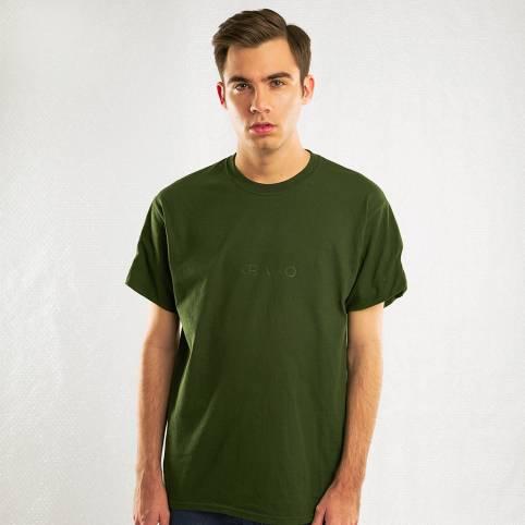 SNAPBACK GREEN T-SHIRT