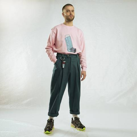 EMERALD TROUSERS