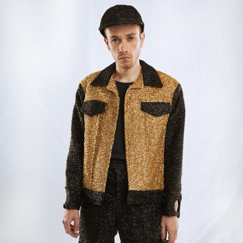 TINSEL JACKET